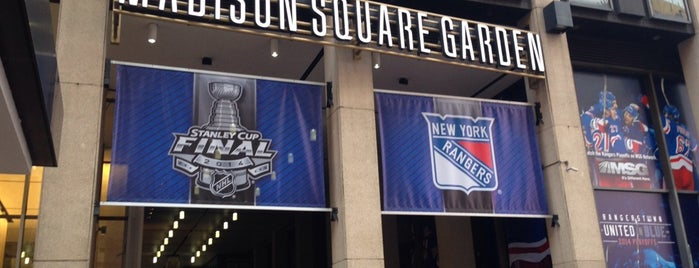 Madison Square Garden is one of Affinia Manhattan's Local Tips.