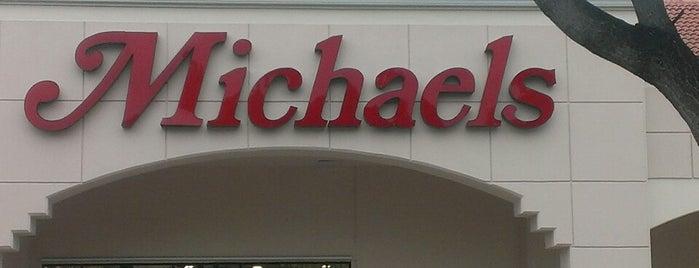 Michaels is one of Lieux qui ont plu à Virginia.