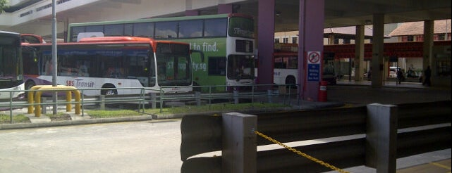 Bishan Bus Interchange is one of All TIP.