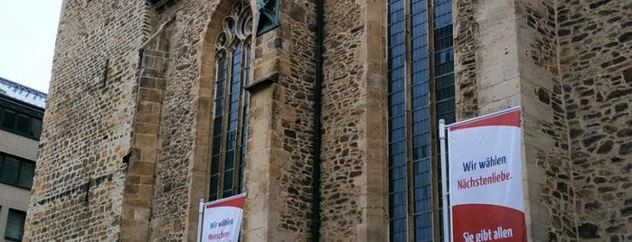 Kathedrale St. Sebastian is one of Kathedralkirchen.