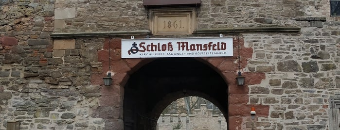 Schloss Mansfeld is one of Stefanさんのお気に入りスポット.