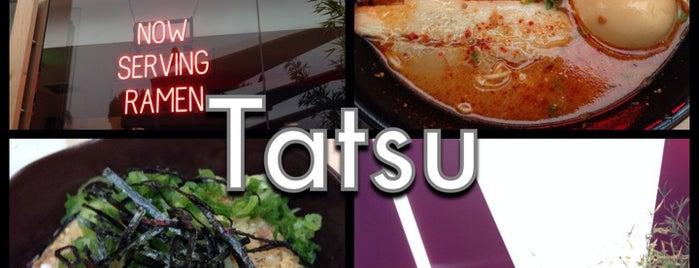 Tatsu Ramen is one of Online Ordering.