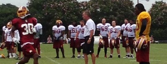 Bon Secours Washington Redskins Training Center is one of Richmond.