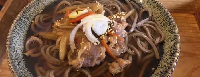 男そば屋 KABA is one of 松山市の蕎麦屋.