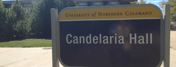 UNC: Candelaria Hall is one of Hiroshi ♛ 님이 좋아한 장소.