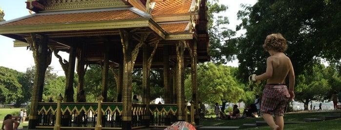 Jardim Vasco da Gama is one of Locais Visitados.