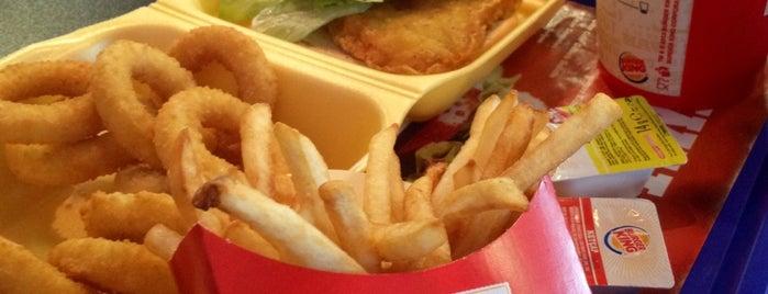 Burger King is one of Sevda'nın Beğendiği Mekanlar.