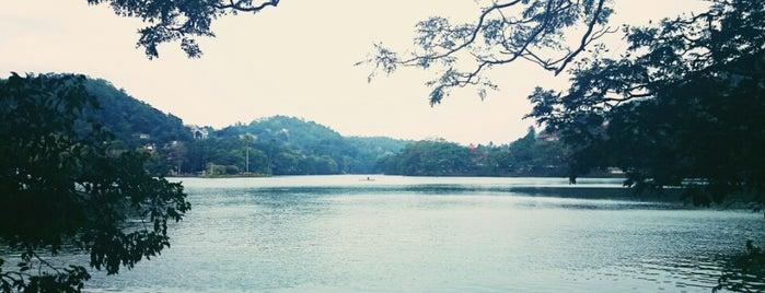 Lake Round - වැව රවුම is one of Kandy.
