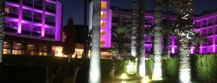 Ideal Prime Beach Bar is one of Marmaris.