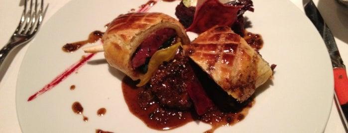 Le Chiberta is one of Paris Restaurant Favorites.