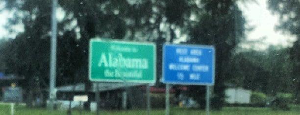 Alabama State Line is one of Locais curtidos por danielle.