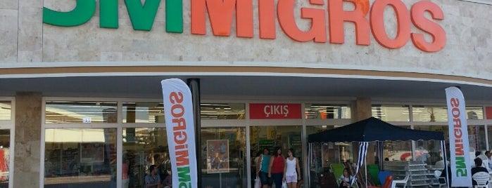 5M Migros is one of Orte, die Ali gefallen.