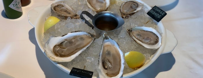 Luke's Oyster Bar & Chop House is one of Singapore.