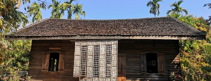 Ho Chi Minh's House is one of Yodpha 님이 좋아한 장소.