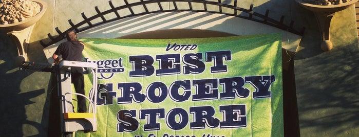 Nugget Market is one of Orte, die Bob gefallen.