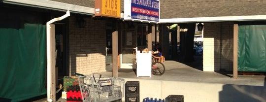 Five Star Falafel & Kebab is one of USA1.