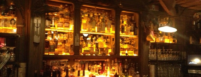 The Tippler is one of NYC Favs.