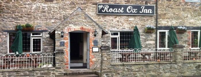 Roast Ox Inn is one of Restaurants.