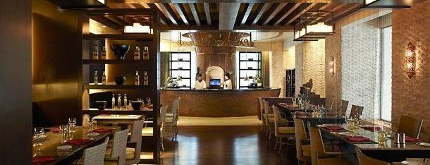 Alto Vino Marriott Suzhou is one of Restaurants.