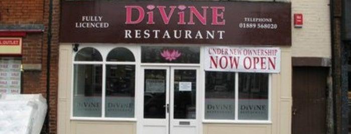 Divine Indian Cuisine is one of Restaurants.