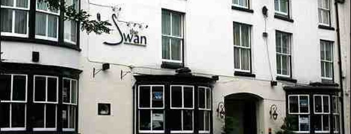 The Swan is one of Restaurants.