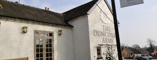 The Duncombe Arms is one of Restaurants.
