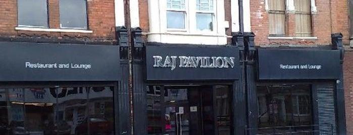 Raj Pavilion is one of Restaurants.