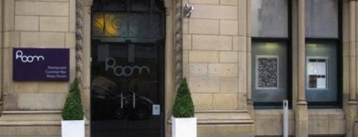 Room Restaurant is one of Restaurants.
