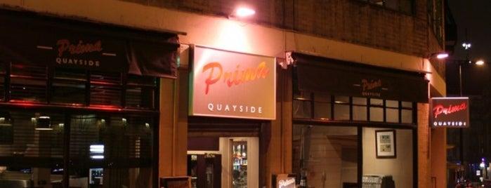 Prima is one of Locais salvos de Marlyn Guzman.
