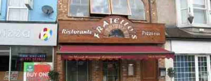 Fratello's is one of Restaurants.