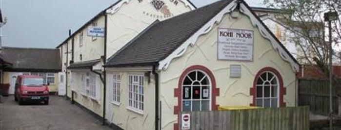 Kohi Noor is one of Restaurants.