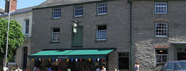 The Granary is one of Restaurants.