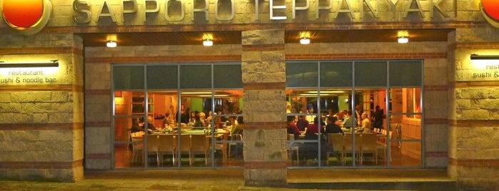 Sapporo Teppanyaki is one of Restaurants.