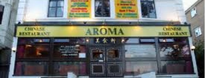 Aroma Chinese Restaurant is one of Restaurants.