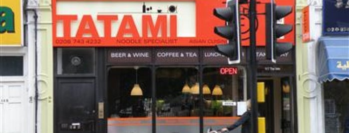 Tatami is one of Restaurants.