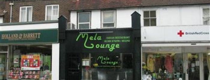 Mela Lounge is one of Restaurants.