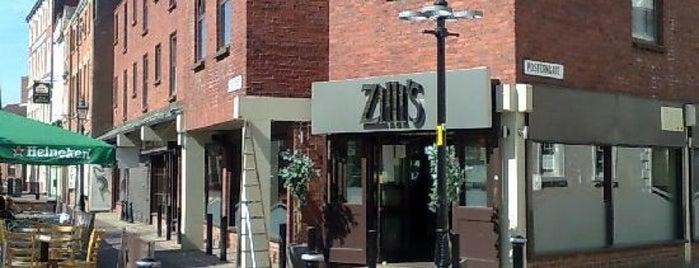 Zilli's is one of Restaurants.