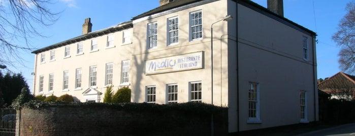 Medici is one of Restaurants.