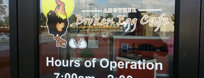 Another Broken Egg Cafe is one of Houston Breakfast & Brunch.