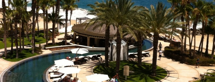 Hilton Los Cabos Beach & Golf Resort is one of Ursulaさんのお気に入りスポット.