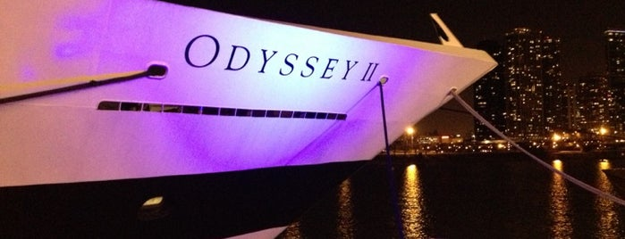 Odyssey Cruises is one of Chicago City Guide.
