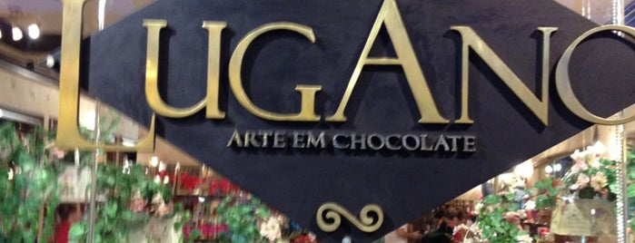 Chocolate Lugano is one of Lugares favoritos de M.a..