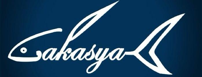 Akasya Restaurant is one of Tempat yang Disukai Yalçın.