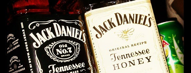 Jack Daniels Bar is one of DF.