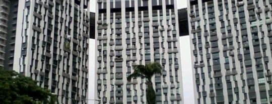 The Pinnacle@Duxton is one of Singapore Contemporary Architecture Tour 2013.