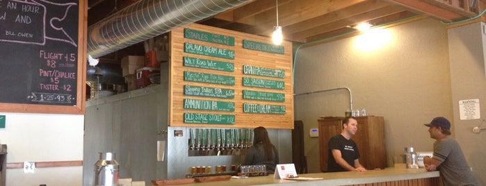 Fallbrook Brewing Company is one of California Breweries 5.
