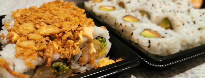 Naru Sushi is one of Restos.