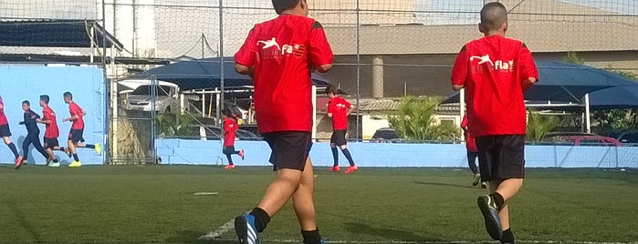 Escolinha De Futebol Do Flamengo is one of Igor'un Beğendiği Mekanlar.
