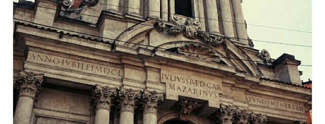 Santi Vincenzo e Anastasio is one of 101 cose da fare a Roma almeno 1 volta nella vita.