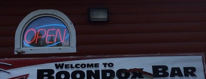 Boondox Bar is one of Jen Randall in Alaska.